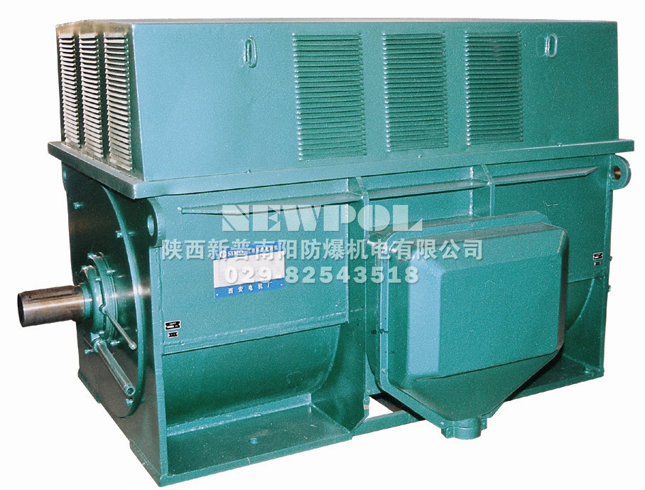 Y series (H355-1000) High voltage Three Phase Induction Motors
