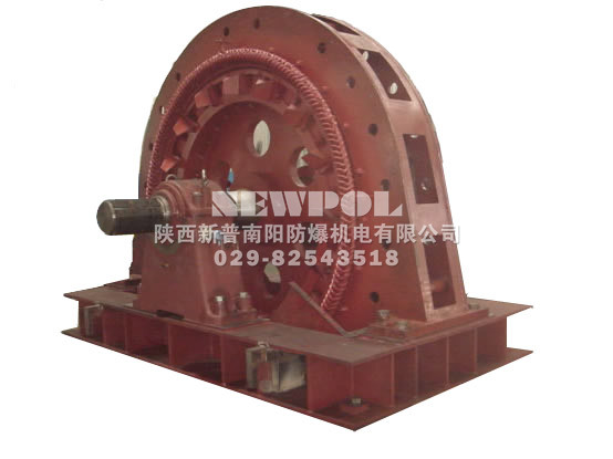 YK series The large-scale high speed Three Phase Induction Motors