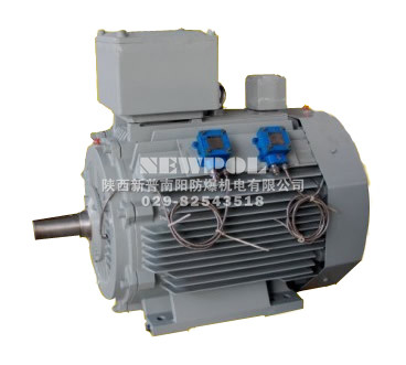 YB3E series super High-efficiency flameproof Three Phase Induction Motors