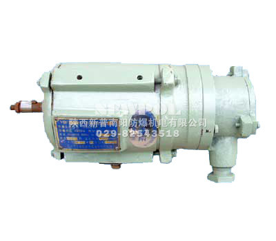 YBF Series High-voltage Explosion-proof 3-phase Induction Motors for Mines
